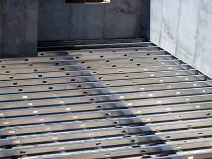 ... Steel Joist With Wood Deck ...